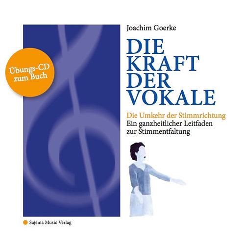 Die Kraft der Vokale - Die CD zum Buch