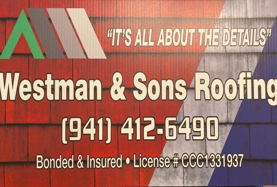 Westman & Sons Roofing