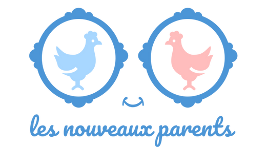 logo les nouveaux parents