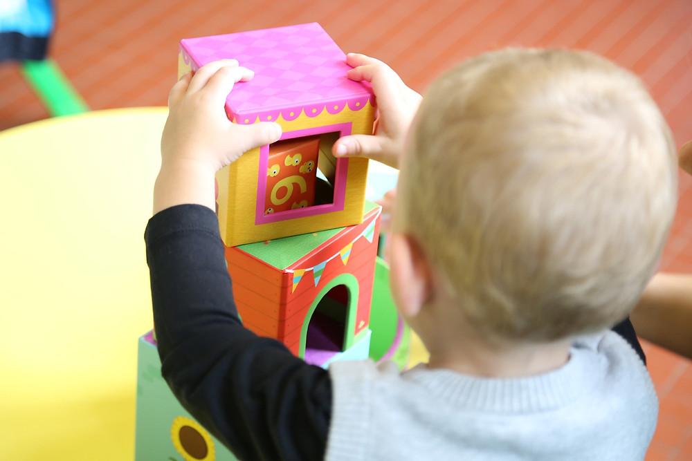mode de garde pour notre bébé : la crèche interentreprises, microcrèche