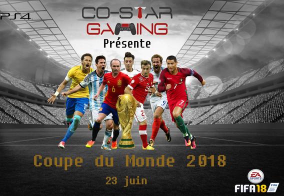 Affiche officielle du tournoi