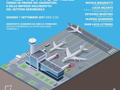 CGIL CISL UIL ROMA LAZIO: BANDO AEROMOBILE DELLA REGIONE LAZIO SCELTA POSITIVA PER IL SETTORE