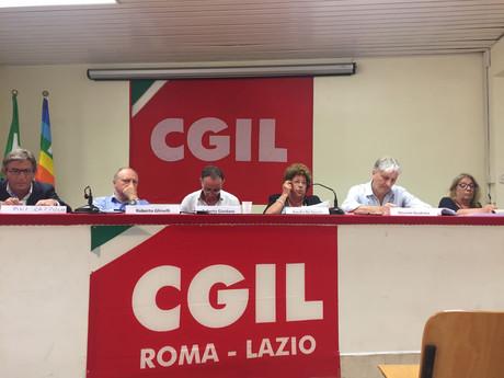 CGIL ROMA LAZIO: LA CONTRATTAZIONE SOCIALE, 5 PROPOSTE DI LAVORO