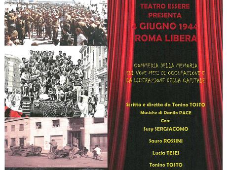"""28 MARZO. PROSEGUE L'INIZIATIVA DELLO SPI CGIL ROMA COL DAL TITOLO: """"LA RESISTENZA IN ITALI"""