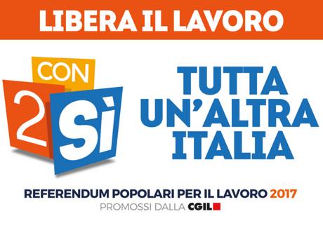 CGIL: 28 Maggio 2017 SI VOTA