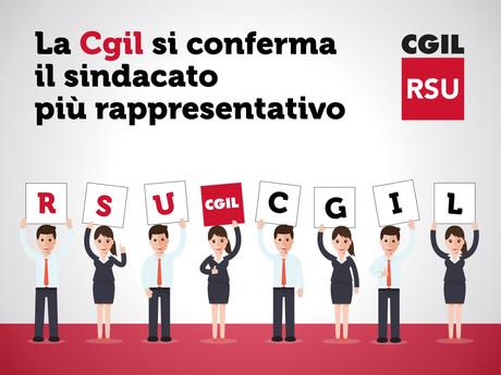 FP CGIL: ELEZIONI RSU 2018 CGIL SI CONFERMA PRIMO SINDACATO