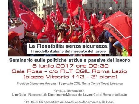 La Flessibilità senza sicurezza. Il modello italiano del mercato del lavoro.