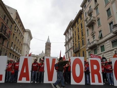 CGIL ROMA E LAZIO: ONOFRI: SERVONO POLITICHE STRUTTURALI.