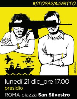 CGIL ROMA LAZIO CISL ROMA CAPITALE UIL LAZIO: #STOPARMIEGITTO