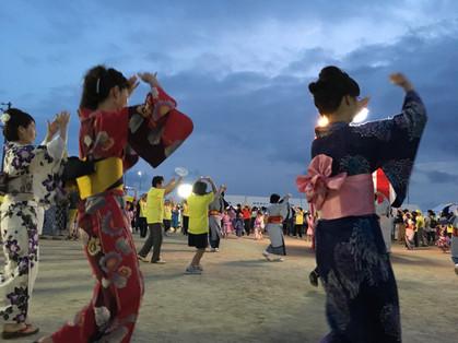 8月13日から夏祭りフォトコンテスト!