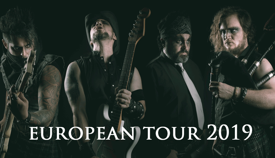 Triddana European Tour 2019