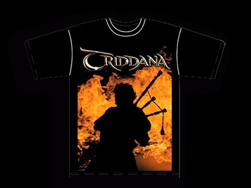 Triddana Bagpipes Tshirt