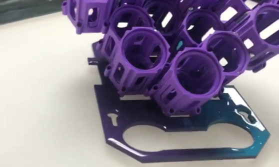 Ink pods dark purple video