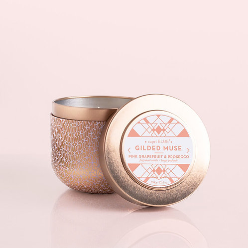 Gilded Muse Pink Grapefruit & Prosecco Tin