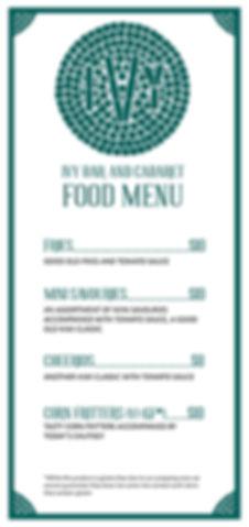 Ivy Bar and Cabaret Food Menu.jpg
