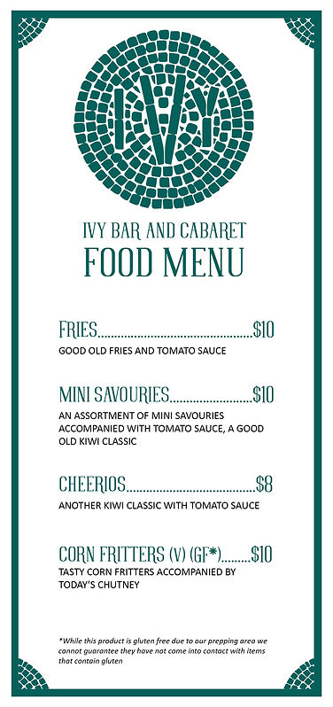 Ivy Bar and Cabaret Food Menu.jpg