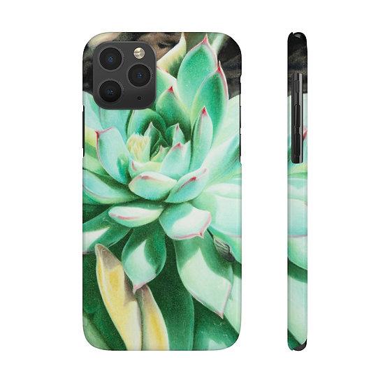 """""""Sunlit Succulent"""" Phone Case"""