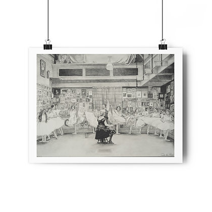 """""""Class"""" Limited Edition Print"""