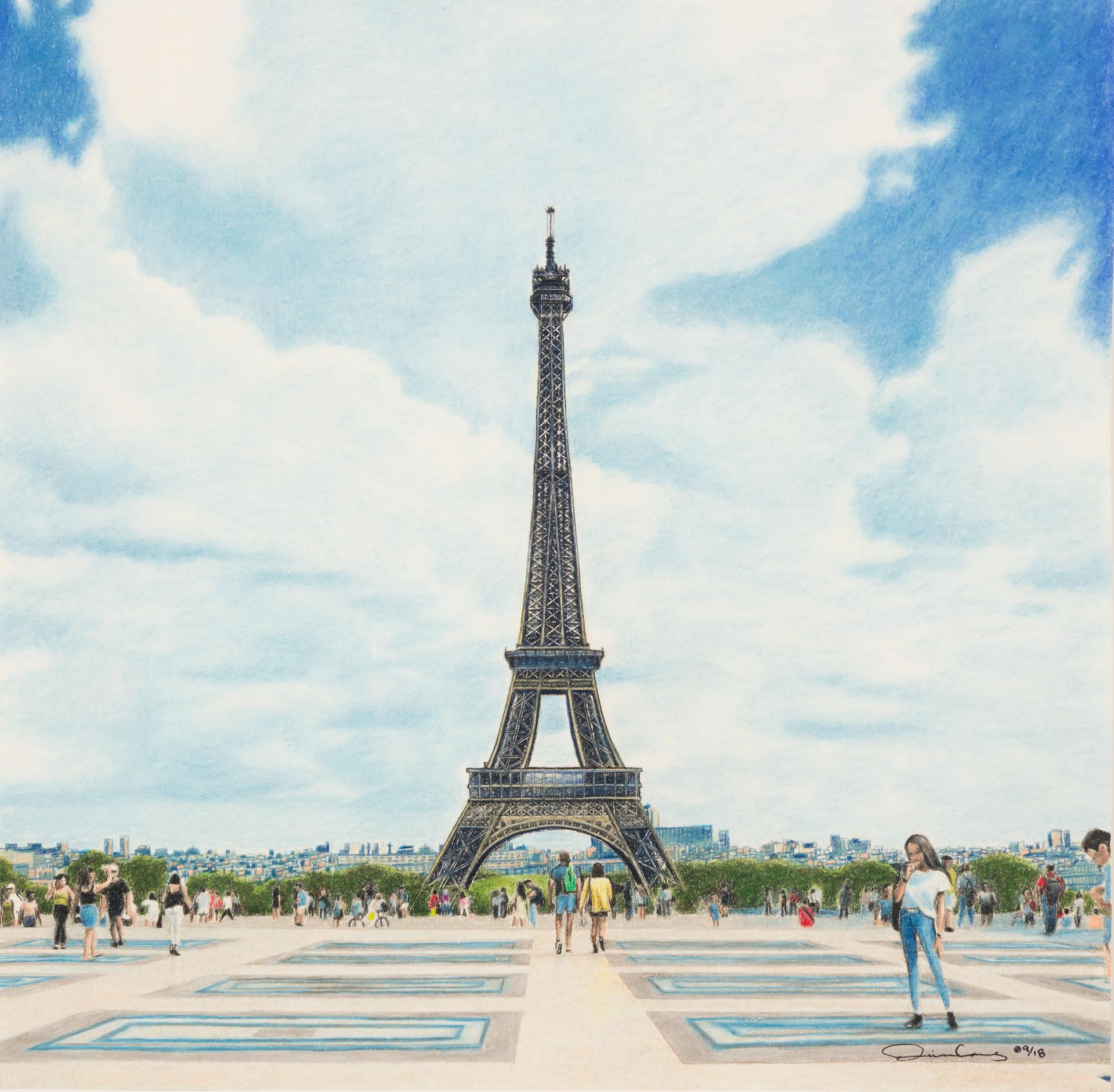 Esplanade Du Trocadero