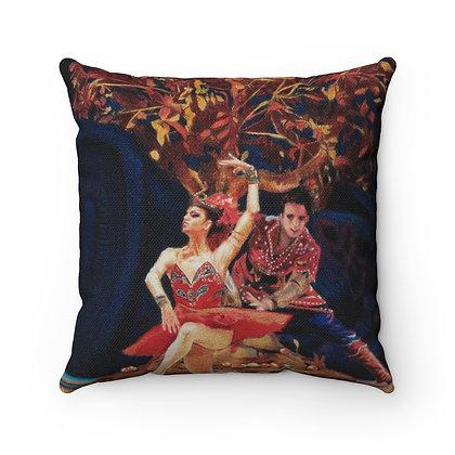 """""""Pursuit of the Firebird"""" Pillow"""