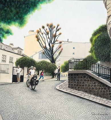 Hills of Montmartre