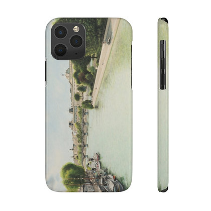 """Pont Des Arts"" Phone Case"