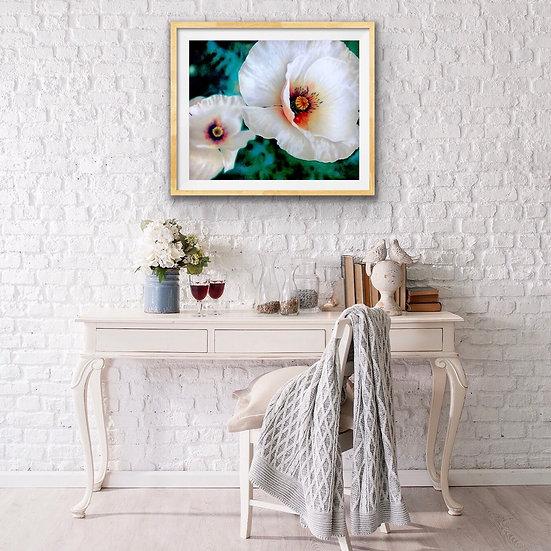 """Luminous Blossom"" Print"