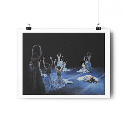 """Balanchine's Serenade"" Limited Edition Print"