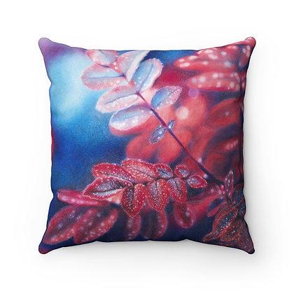 """Autumn Frost"" Pillow"