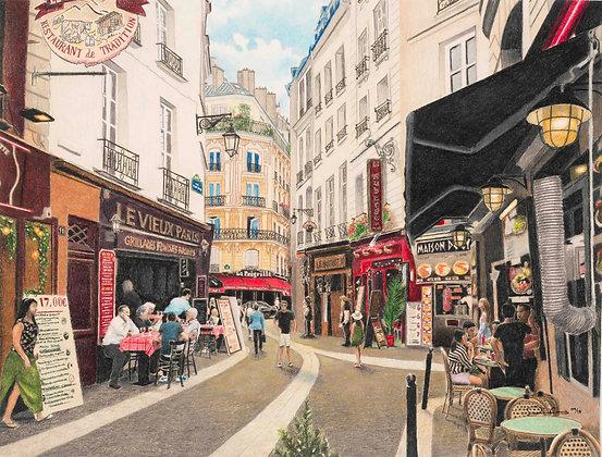 Rue Severin