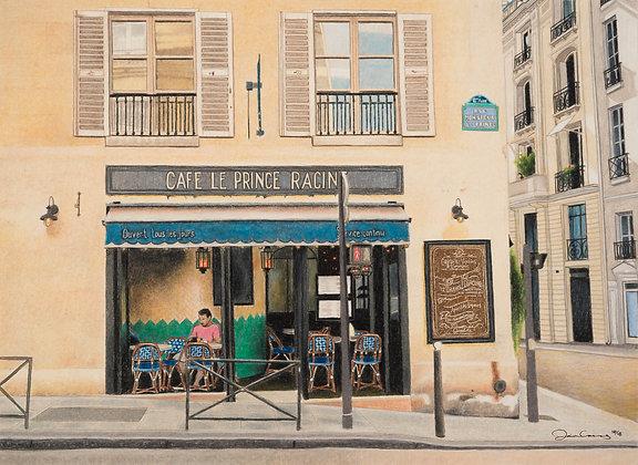 Cafe Le Prince Racine