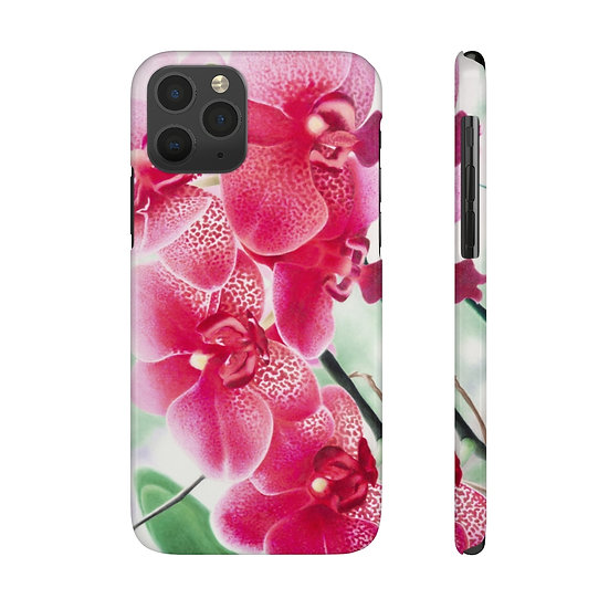 """Petals of Serenity"" Phone Case"