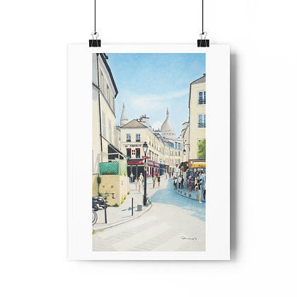 """""""Le Consulat"""" Limited Edition Print"""