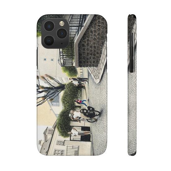 """""""Hills of Montmartre"""" Phone Case"""
