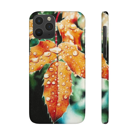 """Harvest Dewdrops"" Phone Case"