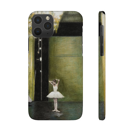 """Before the Curtain Rises"" Phone Case"