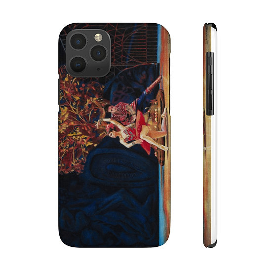 """Pursuit of the Firebird"" Phone Case"