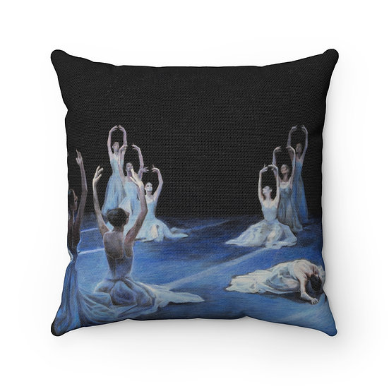 """Balanchine's Serenade"" Pillow"