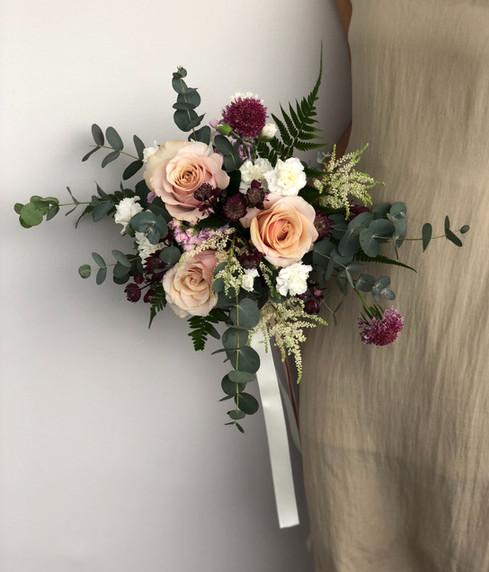 Natural Round Bouquet