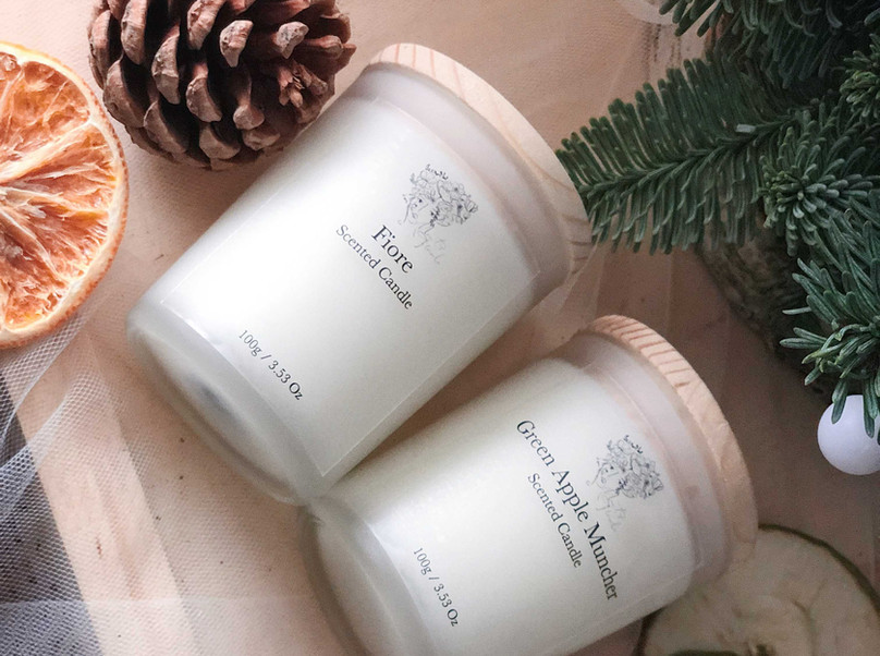 Floreale's Christmas Candles