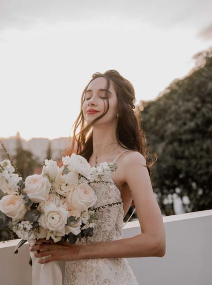 Bridal Bouquet for Vahbiz