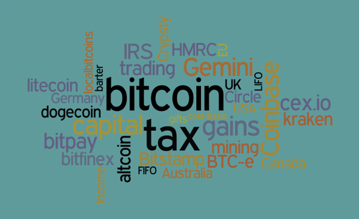 exchanged cryptocurrency tax