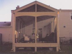 Centreville Screen Porch 1