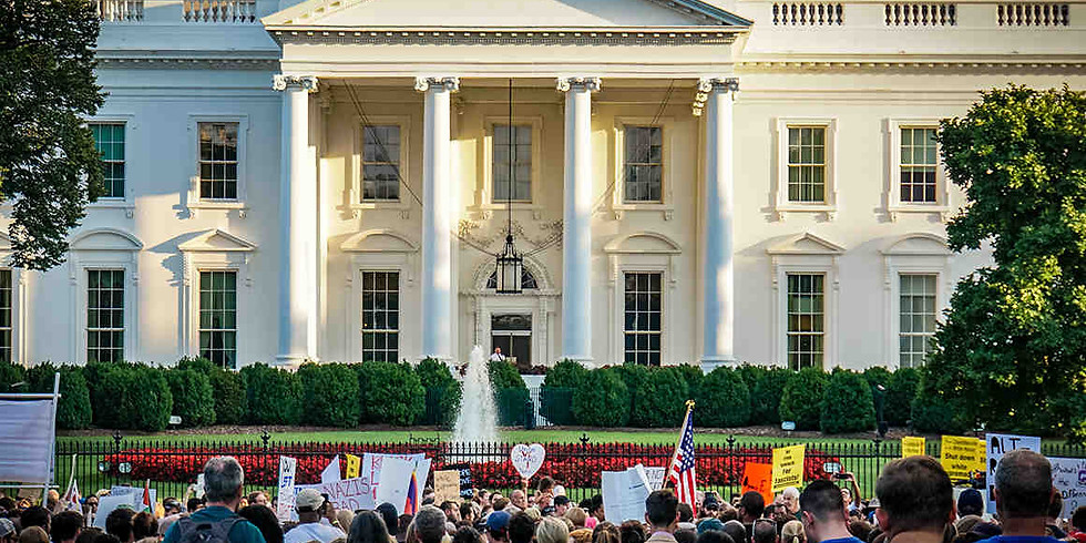Afghanistan Protest: White House - DC