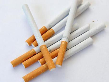 Il fumo fa male al portafoglio....