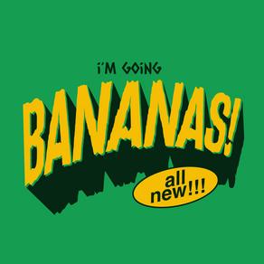 Llega BANANAS PARTY!! La fiesta más alocá de los sábados noche en Barcelona