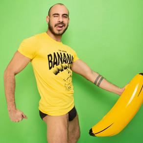 Así fue la sesión de fotos I'M GOING BANANAS! (Galería)