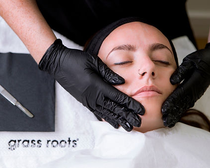Clever Contours | Grass Roots Facial | CBD Facial | Marple | Witney
