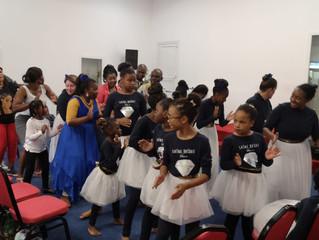 Le tabernacle de louange et d adoration par la danse 3eme édition