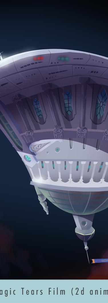 Illustration Animation Background